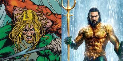 Aquaman: Jason Momoa no es la versión más oscura y ruda del personaje