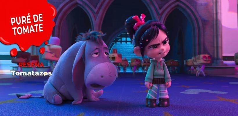 Wifi Ralph | La película que no teme burlarse de Disney