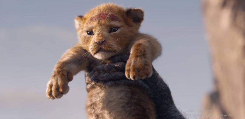 El Rey León presenta su primer tráiler