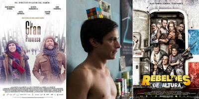 El cine mexicano estrenado en cartelera durante octubre 2018