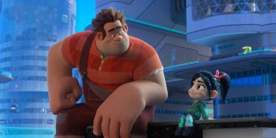 Wifi Ralph da a Disney un nuevo récord histórico en la taquilla de Estados Unidos