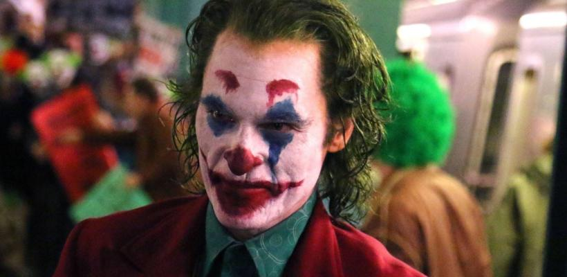 Joker: nuevas y dramáticas fotografías de Joaquin Phoenix en un cementerio