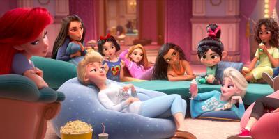 Las 5 princesas más taquilleras de Disney