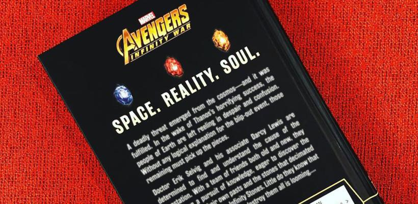 Precuela de Avengers 4 en forma de novela revela un nuevo enemigo que amenaza con destruir todo