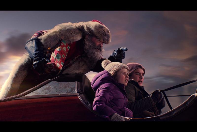 Las Crónicas de Navidad - by Michael Gibson