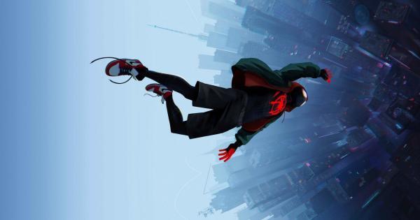 Spider Man Un Nuevo Universo Es Oficialmente La Mejor Pelicula Del