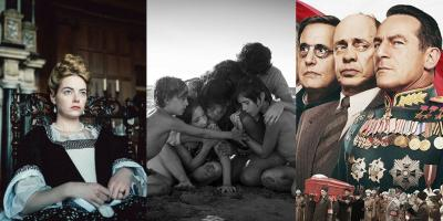 The Favourite, Roma y la Muerte de Stalin, encabezan las mejores películas de 2018 según indieWire