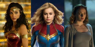 El empoderamiento femenino en el cine de superhéroes