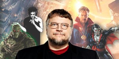 Guillermo del Toro: estas son las películas de superhéroes que le gustaría dirigir