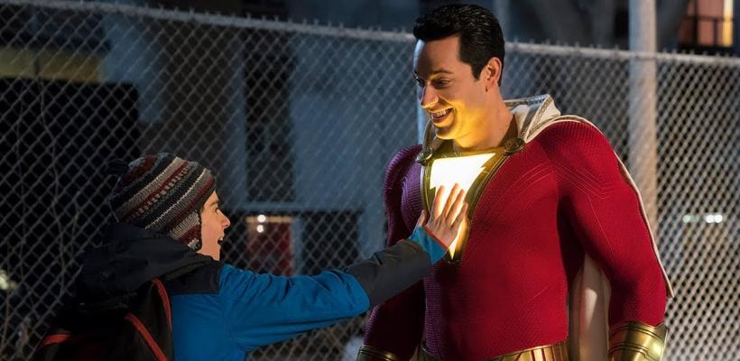 Director de Shazam! se burla de que su película es más esperada que Capitana Marvel