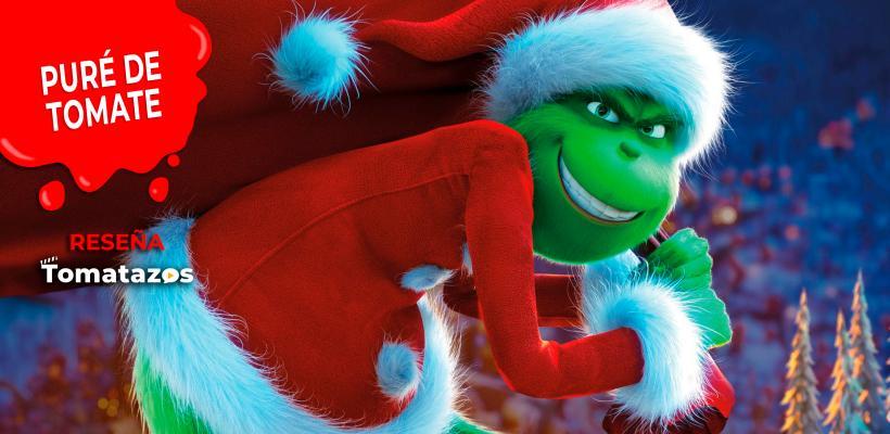 El Grinch | ¡Cómo el Grinch es bondadoso a pesar de tener pequeño el corazón!