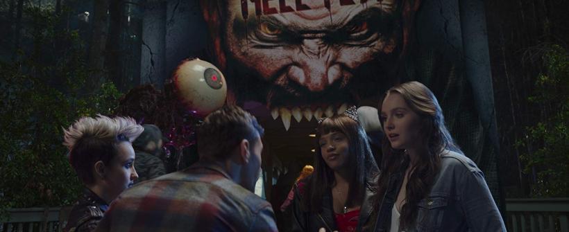 Hell Fest: Juegos Diabólicos - Trailer Oficial En Español