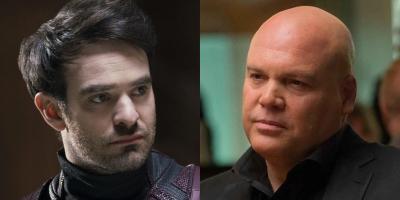 Charlie Cox y Vincent DOnofrio rompen el silencio sobre la cancelación de Daredevil