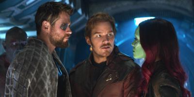 Avengers: Infinity War es la película con más errores de 2018