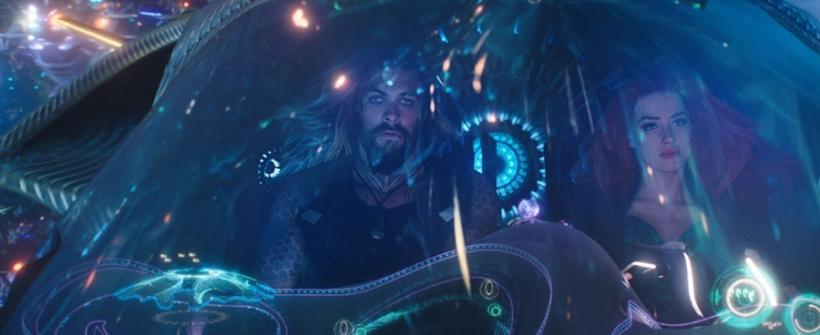 Aquaman - Clip Welcome to Atlantis
