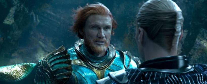 Aquaman - Clip Orm y Nereus