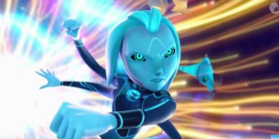 3Below: la nueva serie animada de Guillermo del Toro ya tiene tráiler oficial