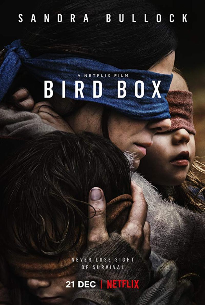 Bird Box: A Ciegas (2018)