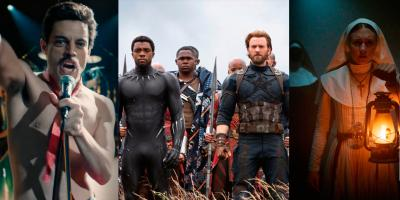 Las películas más buscadas en Google en 2018