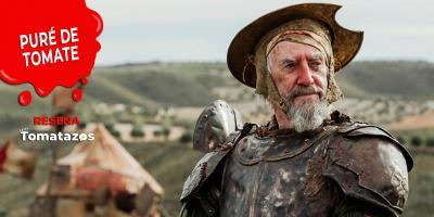 El Hombre que mató a Don Quijote   Un viaje irreal del que podrías no regresar