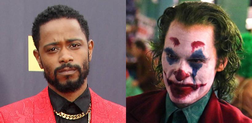 Lakeith Stanfield, actor de ¡Huye! y Death Note, quiere interpretar al Joker