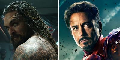 Jason Momoa habla sobre la importancia de Iron Man en el cine de superhéroes