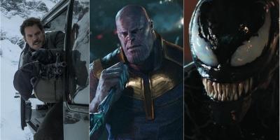Las películas más taquilleras de 2018