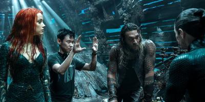 Aquaman: James Wan no está seguro de querer dirigir la secuela