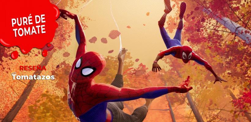 Spider-Man: Un Nuevo Universo | Una carta de amor al legado de Spidey