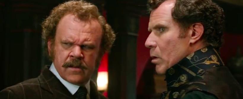 Holmes and Watson   Tráiler Oficial