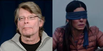 Stephen King defiende a Bird Box: A Ciegas de las críticas negativas