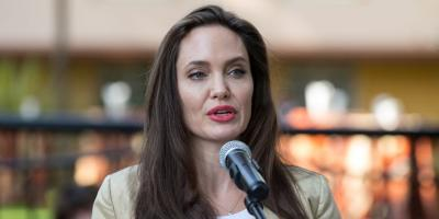 Angelina Jolie no descarta ser candidata a la presidencia de Estados Unidos
