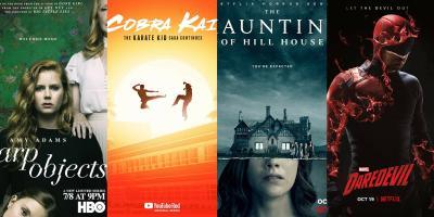 Las mejores series de 2018 según la crítica