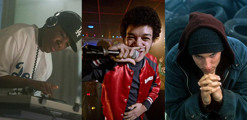 Películas y series para entender la evolución del hip hop