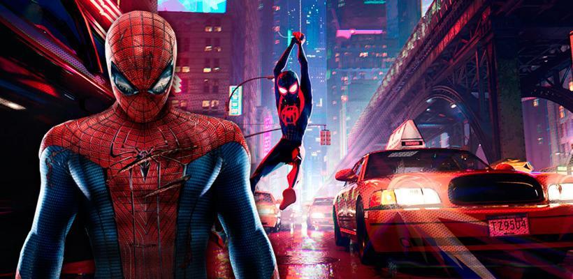 Spider-Man: Un Nuevo Universo | La cinta animada se inspiró en El Sorprendente Hombre Araña para una de sus escenas