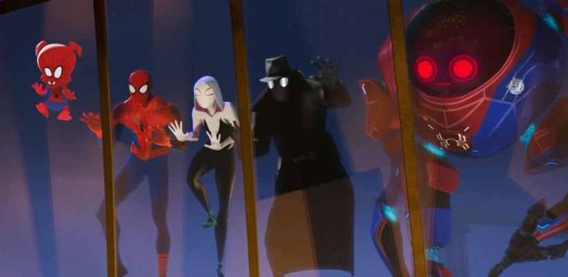 Globos de Oro 2019 | Spider-Man: Un Nuevo Universo gana el premio a Mejor Película Animada