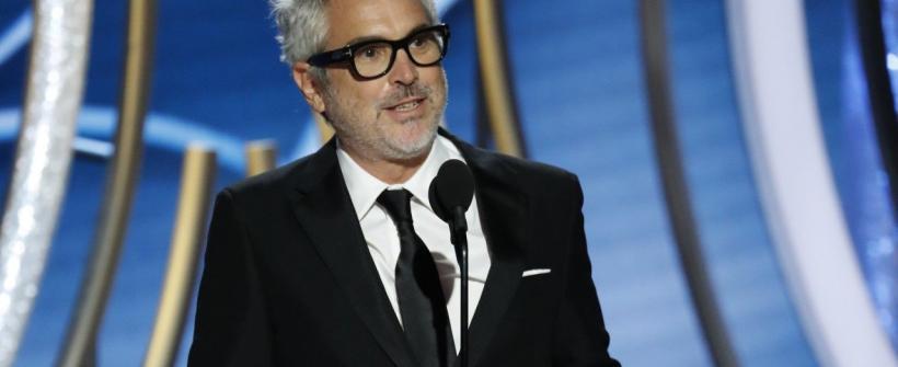 Globos de Oro 2019   Discurso de Alfonso Cuarón
