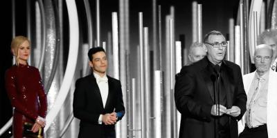 Rami Malek intentó saludar a Nicole Kidman y ella, ¿lo ignoró?