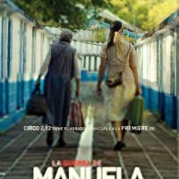 Póster Oficial de La guerra de Manuela Jankovic (2014).