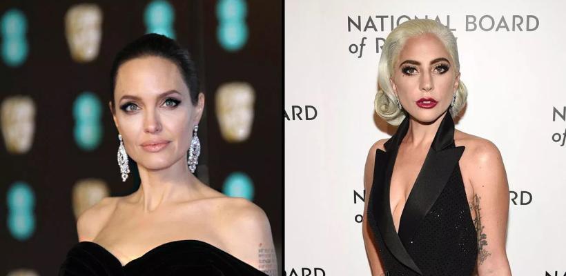 Lady Gaga y Angelina Jolie competirán por el papel de Cleopatra en el reboot