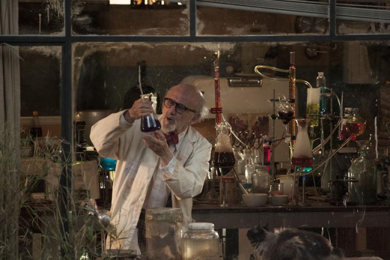 La Fórmula del Doctor Funes (2014)