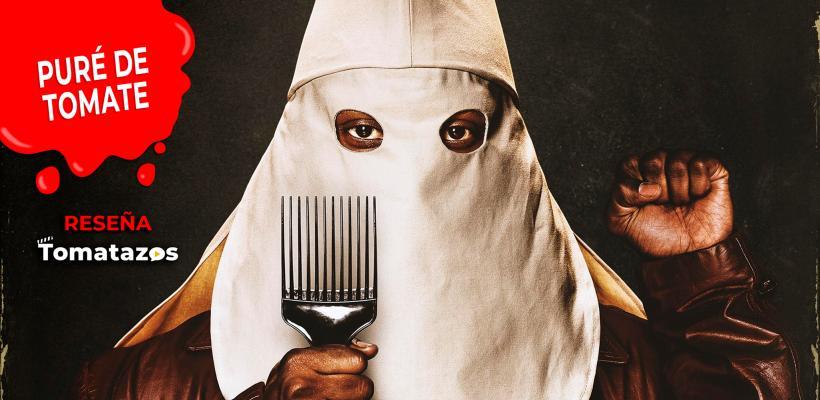 El Infiltrado del KKKlan   Una revisión histórica encadenada al presente