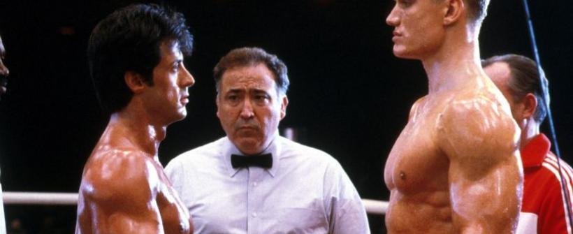 Rocky IV - Tráiler