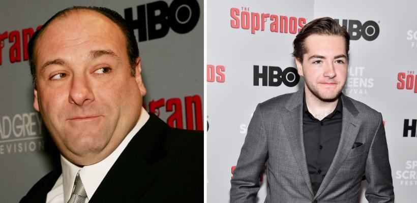 Hijo de James Gandolfini interpretará a Tony Soprano en la película precuela de Los Soprano