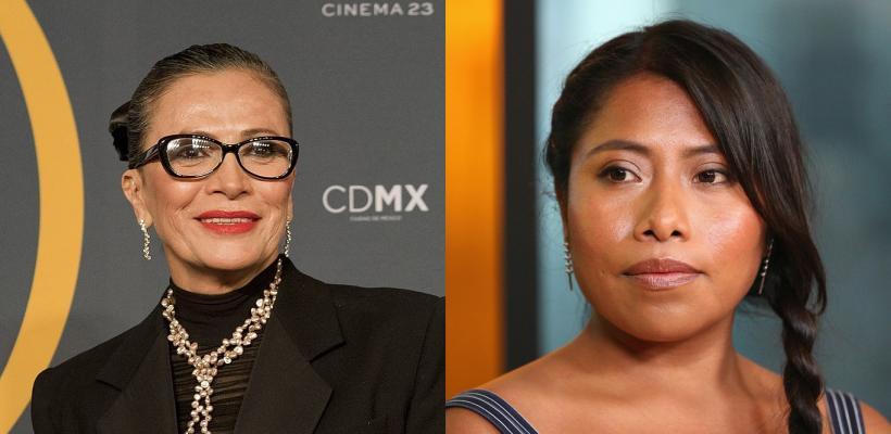 Patricia Reyes Spíndola asegura que Yalitza Aparicio no tiene futuro como actriz