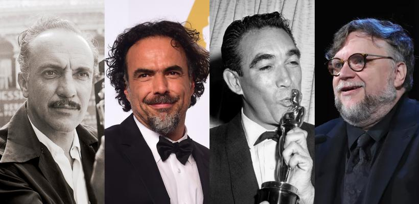 Estos son todos los mexicanos que han destacado en los Premios Óscar