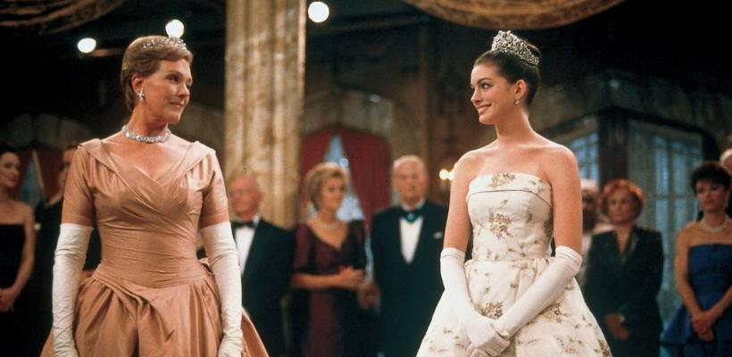 Anne Hathaway anuncia que hay guión para El Diario de la Princesa 3 y los fans se emocionan