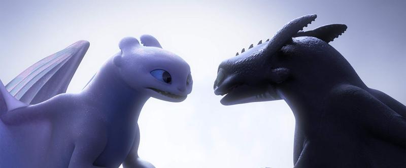 Cómo entrenar a tu dragón 3 (2019)