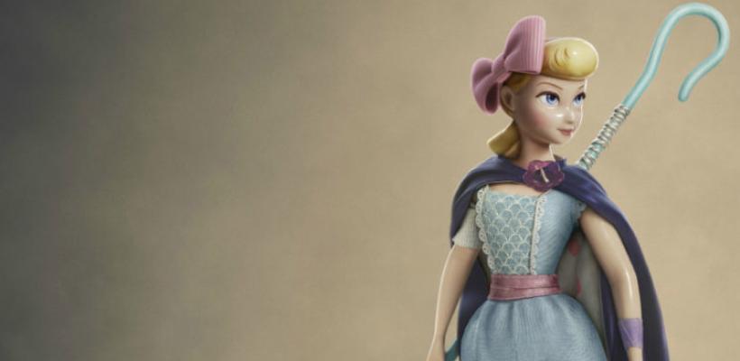Toy Story 4: Bo Peep regresa lista para la pelea en nuevo teaser