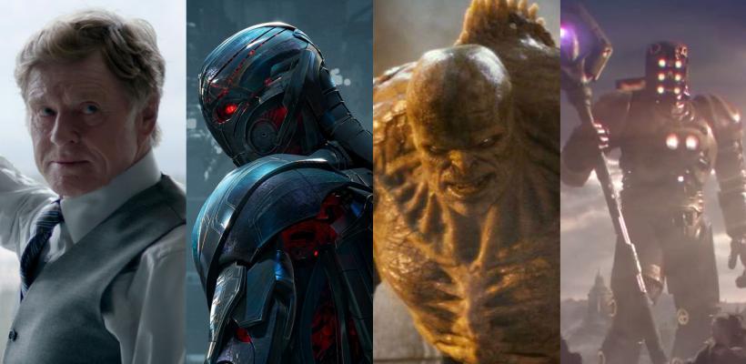 Villanos del Universo Cinematográfico de Marvel que deberían volver en la fase 4